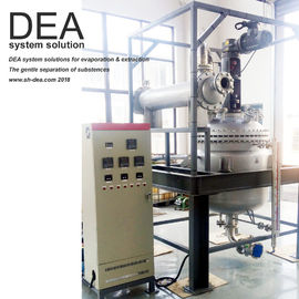 Electric Heat Evaporation Machine / Thermal Vacuum Distillation Equipment